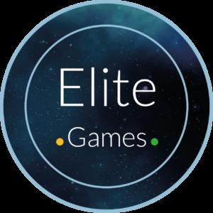 logo Elite Games salle de réalité virtuelle